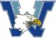walter whyte school sports logo